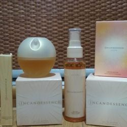 Perfumery water Incandescence