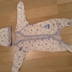 Coverall SMIL 56 cm
