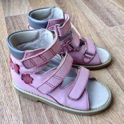 Orthopedic sandals Ortek Ortek