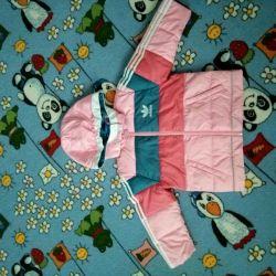 Adidas winter jacket + pants and helmet