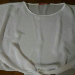Μπλουζάκι σιφόν.