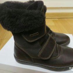 New fur boots Missouri p. 26 17cm Italy