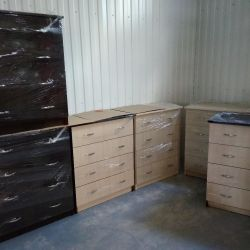 Chests of new 4 drawers