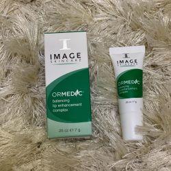 Image skincare ormedic moisturizing lip gel