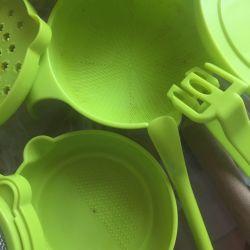 Συσκευασία για την παρασκευή παιδικών τροφών maman