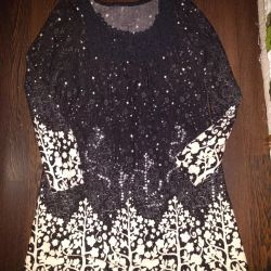 Warm dress r 46