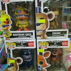 Freddy, Animatronics Beş Gece