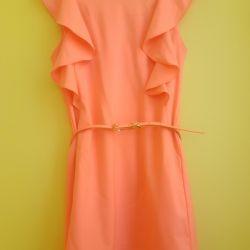 YENİ Kızlar için kokteyl elbisesi