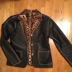 Куртка двусторонняя разм М