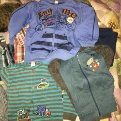 Tricouri și hanorace