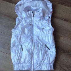 Vest for teen girl