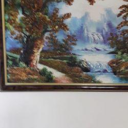 Картины янтарь