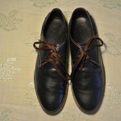 Düşük ayakkabı Manhattan. Brezilya'da yapıldı.