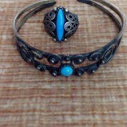 Bracelet and ring