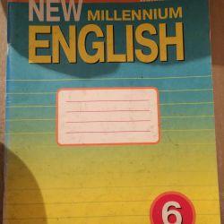 Carnetul de lucru engleză Clasa 6