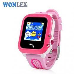 Wonlex GW400E Smart Watch Waterproof Pink