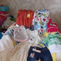 Clothing for girls New