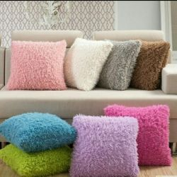 Fluffy Pillowcase