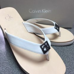 Slippers Calvin Clein. New.