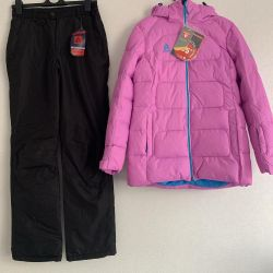 New Ski Super Suits Size S