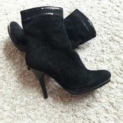Boots winter naturalka