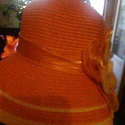 Hat cu margine