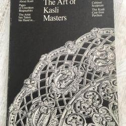Книга искусство каслинских мастеров