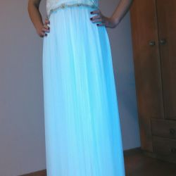 Dress evening, Greek style
