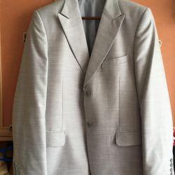 Men's suit Peplos