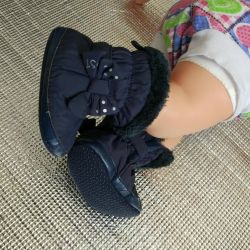 Booties walking shoes for babies