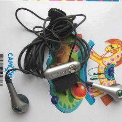 Headphones sony ericsson