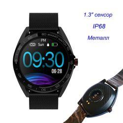 🔥 Akıllı İzle Senbono K7 IP68 Metal Yeni