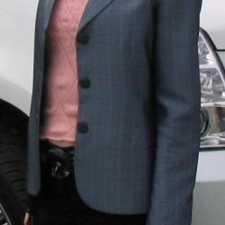 Jacket stylish female r.44