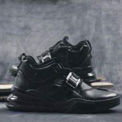 Кроссовки Nike Air Force 270 black