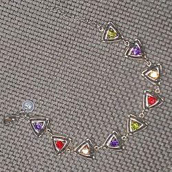 Silver bracelet (925)
