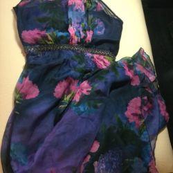 Νέο φόρεμα σιφόν