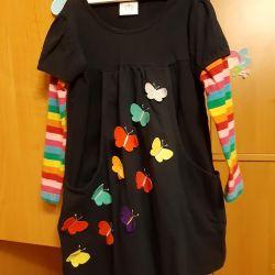 104 pamuklu elbise