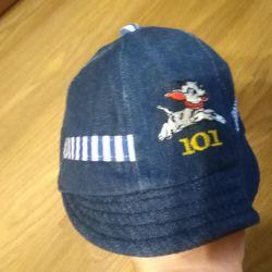 denim şapka