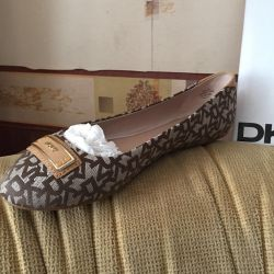 ballet shoes DKNY new