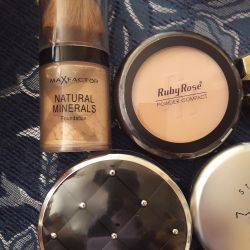 Mac Powder, MaxFactor