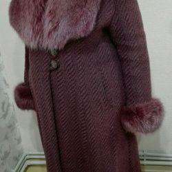 Woolen winter coat 54 size