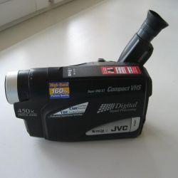 JVC GR-SM210 kamera (kaset)