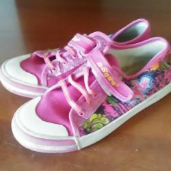 Sneakers for girls 35-36 p.