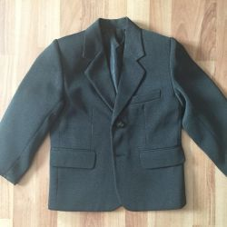 Three-piece suit for boy