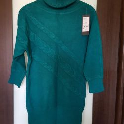Yeni hırka elbise
