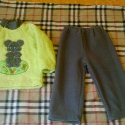 Kıyafet sıcak, çözüm 80-86 (pazarlık yok)