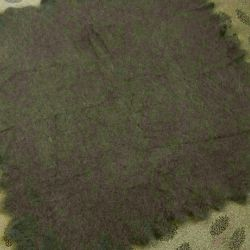 Downy shawl chocolate color 1.2 × 1.2 meters.