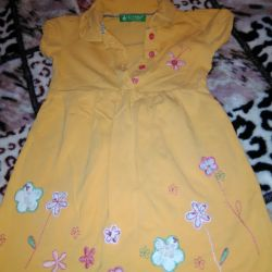 Dress, 3 years old