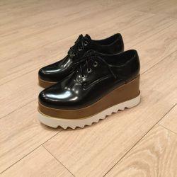 Pantofi noi de piele din Spania