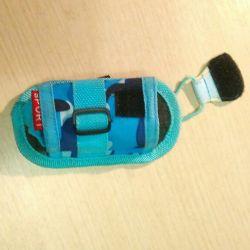 Velcro Telefon Kılıfı